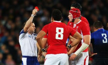 Rugby World Cup semi-final referee Alain Rolland receives death threats