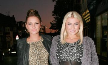 TOWIE stars Sam and Billie Faiers hoping to appear on I'm A Celebrity