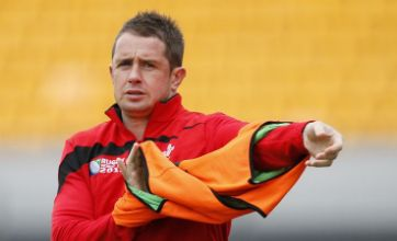 Shane Williams: I'd love to bow out at the Millennium Stadium
