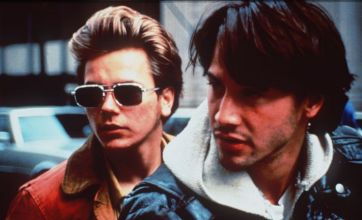 River Phoenix's final film Dark Blood to be released next year