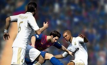 FIFA beats Pro Evolution Soccer 25-1 in sales