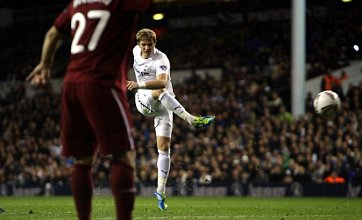 Roman Pavlyuchenko's rocket gives Spurs lift-off in Europa League