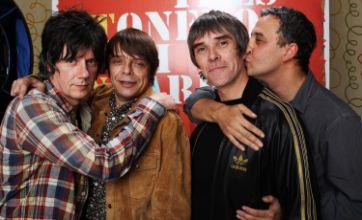 Stone Roses fans' anger as tickets on eBay sell for £1,500