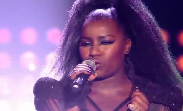 Misha Bryan accused of X Factor bullying by judges during rock week