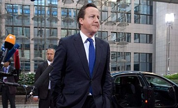 David Cameron is told to stop 'interfering' in eurozone