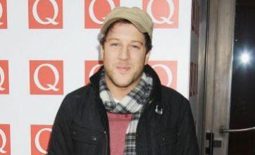 X Factor's Matt Cardle announces 2012 tour as he tweets from Q Awards