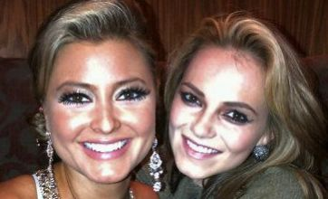 Holly Valance ends Kara Tointon rift rumours by posting cosy Twitter pic