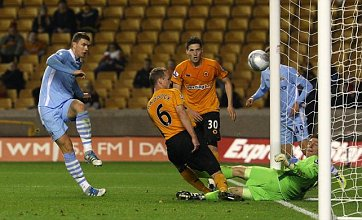 Manchester City run wild to put poor Wolves to the slaughter
