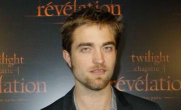 Robert Pattinson: Taylor Lautner made me worry about my lack of six-pack
