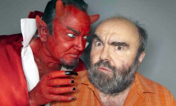 Andy Hamilton's Search For Satan and Psychoville: Halloween TV Picks