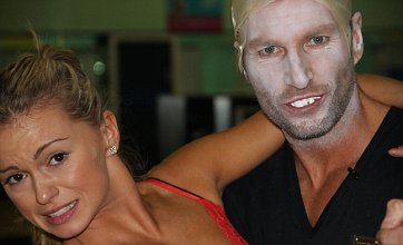 Robbie Savage given bald zombie look ahead of Strictly Halloween special
