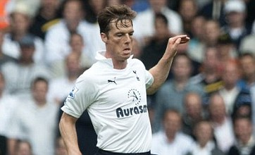 'Golden' Scott Parker eyeing up silverware for Spurs