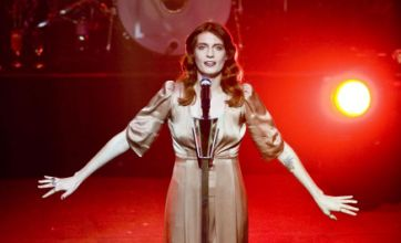 Florence and the Machine: I'm keen to be a part of The X Factor