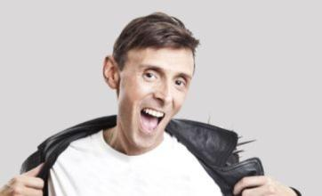 Johnny Robinson: I want to go from X Factor to Eurovision