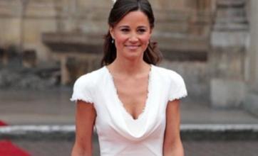 Pippa Middleton's Alexander McQueen bridesmaid dress on sale online