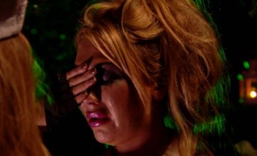 Mark Wright kisses Sam Faiers leaving Lauren in tears on tonight's TOWIE