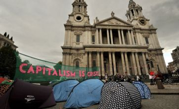 St Paul's protesters could stay past Christmas