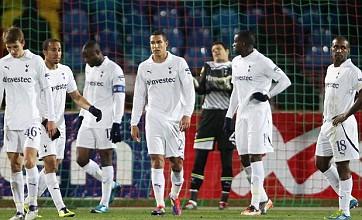 Tottenham kids easily seen off by Rubin Kazan