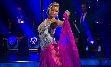 Holly Valance hints at on-stage boob flash to boost Strictly ratings
