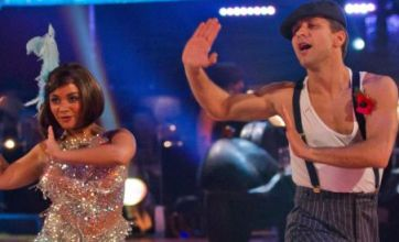 Jennifer Grey wowed by Strictly Come Dancing's 'Baby' Chelsee Healey
