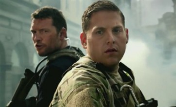 Live action Modern Warfare 3 stars Sam Worthington and Jonah Hill