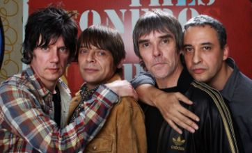 Stone Roses to play T In The Park, Benicassim and Fuji Rocks 2012