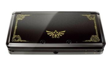 Limited Edition Zelda 3DS confirmed for Europe