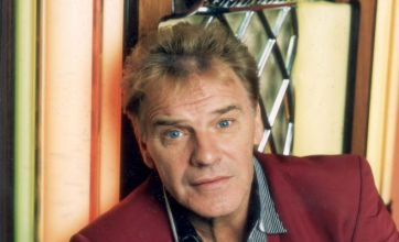 Freddie Starr swears off eating hamsters during I'm A Celebrity stint