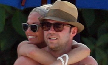 Sarah Harding and Tom Crane 'decide to give relationship a second chance'