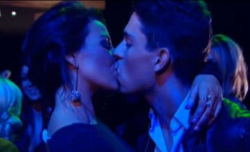TOWIE fans' shock as Joey Essex and Jess Wright kiss in series finale