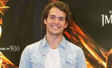 Henry Cavill: I'm really fortunate to be playing Superman in Man Of Steel