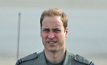 Prince William 'to be deployed on six-week tour of Falklands next year'