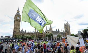 Unions dismiss Francis Maude's 15- minute strike action idea as 'daft'