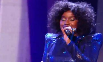 Marcus Collins and Misha B wow on X Factor's Lady Gaga vs. Queen week