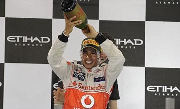 Lewis Hamilton pips Fernando Alonso to Abu Dhabi GP victory