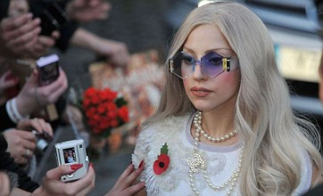 Lady Gaga braves X Factor chaos as Tulisa rows with Gary Barlow