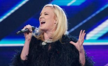 Kitty Brucknell exits The X Factor with Lady Gaga tribute