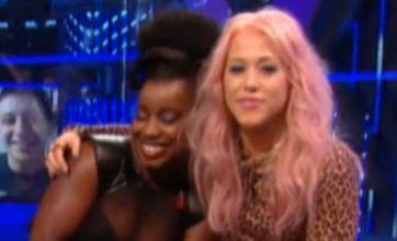 Amelia Lily dismisses Misha B 'tantrum' following X Factor return