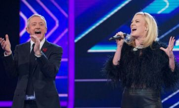 Gary Barlow: Kitty Brucknell's X Factor exit wasn't Louis Walsh's fault