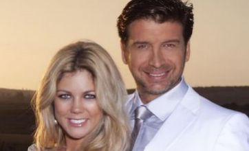Nick Knowles announces engagement to girlfriend half his age