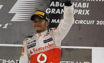 Lewis Hamilton ditches the sad songs to win Abu Dhabi Grand Prix