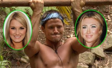 Mark Wright keeps options open as he calls both Sam and Lauren from jungle