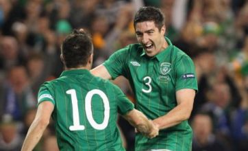 Republic of Ireland qualify for Euro 2012 after 5-1 aggregate win over Estonia