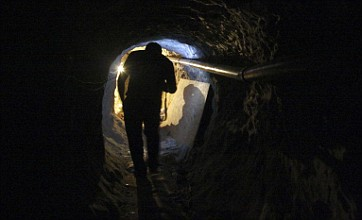Secret drugs tunnel linking Mexico to US discovered