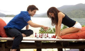 The Twilight Saga: Breaking Dawn – Part 1 isn't a movie, it's a photo album