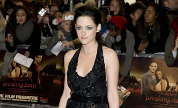 Kristen Stewart: 'I kind of think I must be fairly maternal'