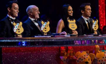 Children in Need, The X Factor and Alan Carr: Chatty Man