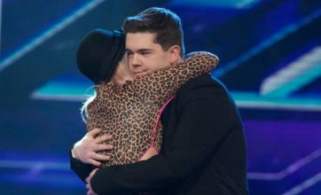 Amelia Lily 'absolutely devastated' after Craig Colton's X Factor exit