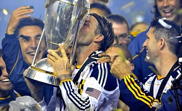 David Beckham: I've silenced the doubters with MLS Cup success