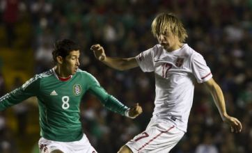 Chelsea and Man City lead chase for Juventus winger Milos Krasic